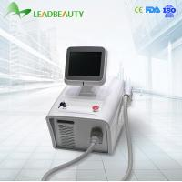 Buy cheap HIGH efficiency and speed personal laser hair removal machine with complete machine training from wholesalers