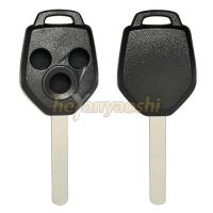 Buy cheap Prmotional Subaru 3 Buttons Smart Key Shell With Emergency Key Insert product