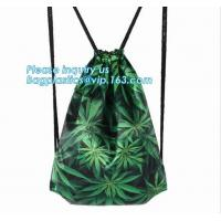 Buy cheap Recycled foldable polyester bag,Custom logo printed basketball backpack 210D polyester printing drawstring bag bagease from wholesalers
