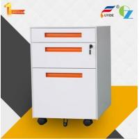 Buy cheap Direct Factory Anti-tilt Design office storage cabinets / Mobile pedestal with casters from wholesalers