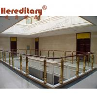 Buy cheap Elegant Strong 304 Stainless Steel Stair Railing/Baluster (SJ-903) from wholesalers