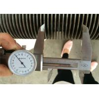 Buy cheap Copper or Carbon Steel Wound L Type Fin Tube In Heat Exchanger Parts from wholesalers