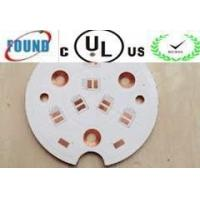 Buy cheap Aluminum Security Lighting Based Core PCB Board Design Service Range from wholesalers
