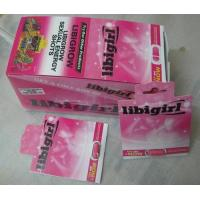 Buy cheap Herbal Libigirl Female Stimulation Pills , Women Enhancement Pills Increase Sex Drive from wholesalers