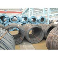 Buy cheap Structures Building Fabricated Carbon Steel Welding Wire Rod , AWS EL12 Wire Rod in Coil from wholesalers