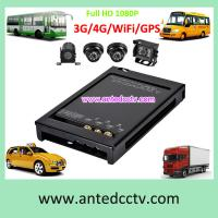 Buy cheap 4 channel 3G School Bus DVR Recorder for CCTV Video Surveillance System HD 1080P product