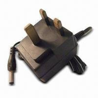 Buy cheap AC/AC Adapter, UK type with 3 to 50V AC power from wholesalers