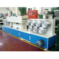 Buy cheap Recycled PET Strap Production Line Hydraulic , high speed strapping machine from wholesalers