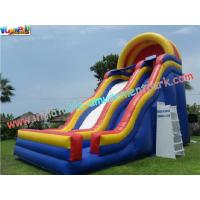 Buy cheap Professional Giant slide with durable PVC tarpaulin Commercial Inflatable Slide for Child product