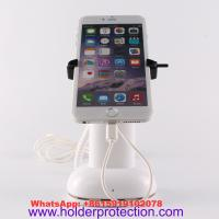 Buy cheap COMER clip alarm locking security clamp mobile phone shop retail display stand from wholesalers