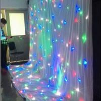 Buy cheap blue led star curtain lightsamerican dj led backdrop curtain led curtain alibabastar curtains for nursery from wholesalers