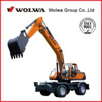 Buy cheap 15 ton cheap wheel diggers for sale DLS150-9A from wholesalers
