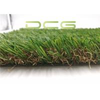 Buy cheap 35mm 4 Tone Artificial Grass Landscaping High Temperature Resistant Landscaping Turf from wholesalers