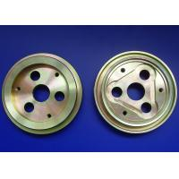 Buy cheap custom-made powder-coating high polishing best precision aluminum parts from wholesalers