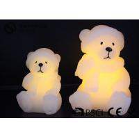 Buy cheap Safe White Flameless Pillar Candles , Led Battery Operated Candles from wholesalers