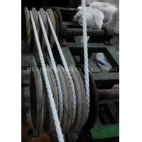 Buy cheap marine mooring equipment Quality 8-strand Polypropylene Mooring Rope Hawsers Marine Rope from wholesalers