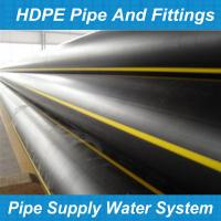 Buy cheap PE gas pipe/pe gas pipe/hdpe pipe/hdpe pipe prices/poly pipe/tubo pead/tubos ipiranga/tube from wholesalers