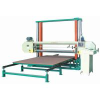 Buy cheap Automatic Horizontal Polyurethane / PU Foam Cutting Machine For Sponge Sheet product