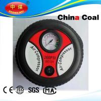 Buy cheap best price Portable inflator,Tire round shape small Digital tire inflator Portable inflator from wholesalers