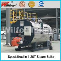 Buy cheap oil steam boiler from wholesalers