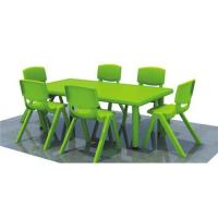 Buy cheap Kindergarten table and chairs from wholesalers