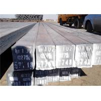 Buy cheap Hot Rolled Square Mild Steel Billets Grade Q235 130 mm x 130 mm for Angle Bar from wholesalers