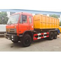 Buy cheap 6x4 Garbage Compactor Truck 15 Ton - 20 Ton Roll Off Garbage Truck from wholesalers