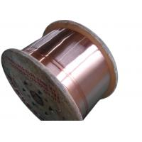 Buy cheap Anti-Oxidant Copper Clad Aluminum Cable Inner Conductor For Coaxial Cable ,  RF Cable from wholesalers