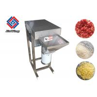 Buy cheap 220V Onion Processing Equipment , Stainless Steel Food Shredder Multifunctional Ginger Galic Crusher from wholesalers