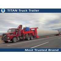 Buy cheap Heavy Duty Extendable Flatbed Trailer from wholesalers