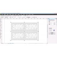 Buy cheap Security 3d Lenticular software for anti-fake company logo and personal information with high density product