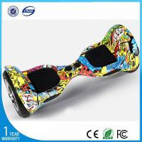 Buy cheap Self balance scooter10 inch self balancing scooter two wheels electric scooter from wholesalers