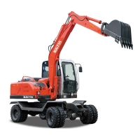 Buy cheap 20Mpa 45KN 6T 0.3M3 Multifunction Telescopic Excavator from wholesalers