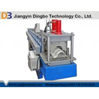 Buy cheap ISO SGS CE Metal Ridge Cap Roll Forming Machine 12 Months Warranty from wholesalers