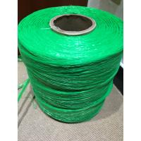 Custom Field 22500D Banana Twine Virgin PP Material Twisted / UV Protection