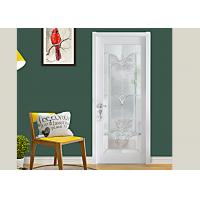 Buy cheap Security Cabinet Door Decorative Glass 3.8 /4 / 4.5 / 4.8 / 5 / 6 / 8 / 10 Mm Toughened from wholesalers