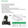 Buy cheap SEWAGE PUMP SBC250 SBC370 from wholesalers
