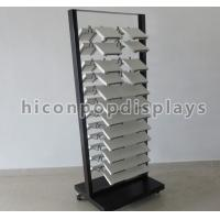 Buy cheap Acrylic Floor Tiles Display Racks from wholesalers