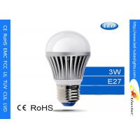 Buy cheap SMD 5630 3W LED Bulb Light Pure White For Airport , Subway , Courtyard from wholesalers