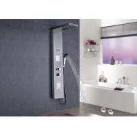 Buy cheap ROVATE Rain Head Waterproof Shower Panels Sanitary Ware 1500*220mm Size from wholesalers