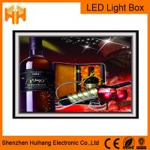 Buy cheap snap frame slim LED light box from wholesalers