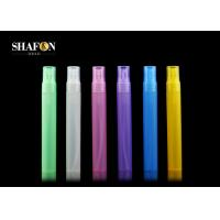 Buy cheap 30ml PP Empty Refillable Perfume Pen Cosmetic Package Logo Painting 163mm Height from wholesalers