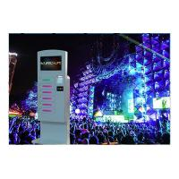 Buy cheap Remote Control Mobile Phone Charging Station Vending Machines With USB Type C Cables from wholesalers