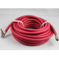 Buy cheap Bicycle Motorbike Car Tire Inflator Coil Air Hose 15 length from wholesalers