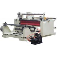 Buy cheap BOPP/ PET /CPP /PAPER Film Slitting Machine Stretch Film Rewinding Machine from wholesalers
