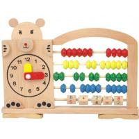 Buy cheap Preschool Children Educational Toys - Abacus For Kindergarten With Clever Design from wholesalers