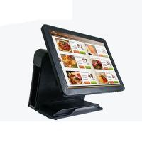 Buy cheap Window POS  System 145 inch Capacitive Touch Screen Casher Register For Supermarket from wholesalers