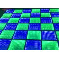Buy cheap Party Stage Lighting LED Video / Disco Dance Floor For Wedding Decoration , 50*50cm from wholesalers