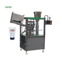 Buy cheap Plastic Soft Tube Filling And Sealing Machine product