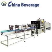 Buy cheap High Speed Shrink Wrap Packaging Machine PE Film 20-25 Packs/Min Linear from wholesalers